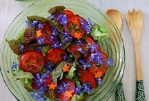Edible flowers / by Dorothy Thomas