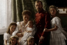 Romanovs and Russia / by Deborah Bartlett