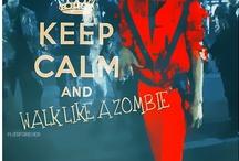 zombie apocalypse / by Kellie King