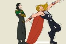 Super hero / #batman #caveman #superman #wonderwoman #catwoman #hulk #avengers  / by biot jef