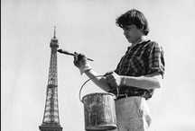 Eiffel Tower Paris / #Eiffel #Paris #tower #eiffeltower #toureiffel #tour / by biot jef