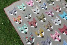 Quilting / by Marilyn Hoffman