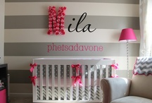Home Decor - Kids Room Art Ideas / by Christine Hoffman