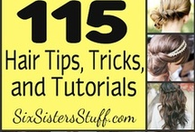 Beauty How-To's / Tips, tricks, and tutorials / by Stephanie Marie