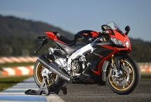 RSV4 Factory ABS - Estoril Race Track  / A true legend in its segment which, from the time it appeared on the scene, has dominated the world sbk tracks as well as specialised press comparative testing tracks.   / by Aprilia Official
