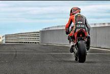 WSBK 2014 - Phillip Island / Aprilia Racing Team @Phillip Hennche Island Grand Prix Circuit for 2014 WSBK Marco Melandri, Sylvain Guintoli and their #RSV4 #SBK BE A RACER! #bearacer www.bearacer.com / by Aprilia Official