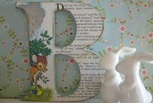Decorate It For Baby / nurseries and toddler rooms / by Celia Hall
