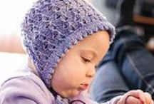 Knit It For Baby /    / by Celia Hall