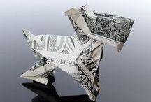 origami / by *~*Little  Fairy*~*