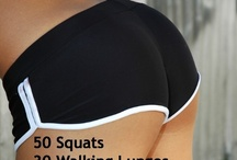 Exercises & health tips  etc.  / Health & Fitness / by Debbie Terabasso Spozarski