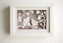 Paper Cutting & Folding  / by Lynn