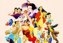 Disney / by Rachel J
