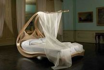 Beds & bedrooms / Beds I find cool / by Ty Skarupa