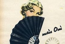 Vintage Cosmetics & Beauty Product Adverts / by Karen Scoda