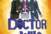 Doctor Who / by Tara Hall