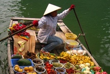 Market Places / Street Vendors / by All Things Art, Color, People and Nature (belinda)
