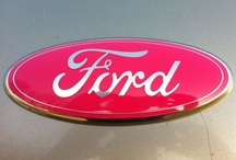 ♥ FORD ♥ / by Nora Garcia