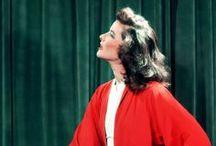 Kate Hepurn / Katharine Hepburn / by Leopold Dilg