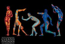 BodyPainting / by Liszl Kahler