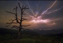Nature's Wrath -- Storms / by Katie Lind
