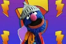 Grover  / by DPTV Kids Club