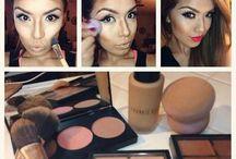 MakeUp & Nails / by Claudia J