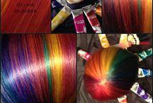 Hair / Hair! / by Olivia Oldiges
