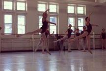 ballet, dance, movement / by Laura Chandler
