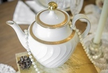 A Bridal (Tea) Shower / by Kathryn | Kat and Lavender & One to Wed