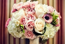 Wedding Bouquets / by Kathryn | Kat and Lavender & One to Wed