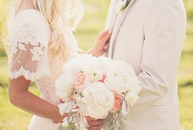 Kiss The Bride. / Too much dreaminess to handle! Deep breath, you got this... / by Style.Undone.