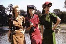 1940s Classic Style / by Unique Vintage