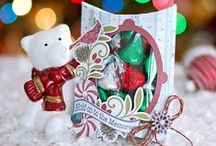 Christmas & Winter with Trendy Twine / by Annie's Paper Boutique & Trendy Twine