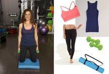 Fitness Style  / by Jennifer Cohen