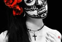 Day of the Dead / Mostly Make-Up Ideas / by Larysa