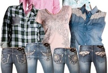 This country girl's style :) / This is my style.....don't like it, don't follow. I'm just a country girl livin the country life ♥ / by Gretchen Ritter