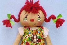 Soft Dolls / by Jennifer van der Nest