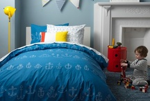 kids Rooms & Outdoor Spaces / by beverly frey