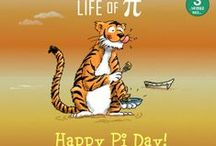 Pi Day / A collection of images to help you celebrate Pi Day! / by NCTM Illuminations