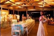 Tropical Country Weddings / Holualoa Inn on the Big Island is the place to have an unforgettable wedding! Ko maua La male'ana    / by Holualoa Inn