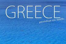 Greece / by Constantina Ioannou