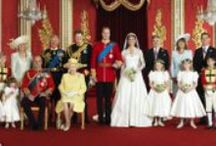 The Royals / by Cynthia KLASSEN