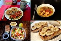 Nutrition Plan / This board offer lots of healthy food ideas plus a few sweets for that sweet tooth craving! Enjoy ;-) / by Princess Ultra Fitness