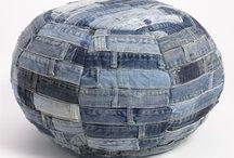 * DIY Old Jeans * / by Studio Veel Soepz