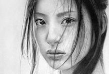 Pencil Drawings / by Cape Cod Community College