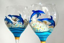 painted glass / by patti durfee