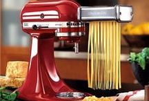"""For the Kitchen - Small Appliances, Cookware, Eatery, Gadgets, Ideas & Misc, Etc."" / -  / by Sherry Pax"