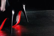 Over the Heel..... #girlsjustwanttohavemoreshoes #aneedNotAwant / A need...a must have... / by Dora García