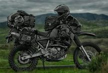 The Bikes / Some of our favorite bikes. It's always about the #adventure, but a good bike goes a long way! / by FirstGear
