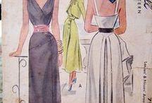 Vintage Sewing / by foxdrinkwater